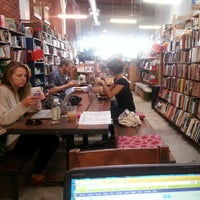 Photo taken at Stories Books & Cafe by Photo L. on 10/30/2012