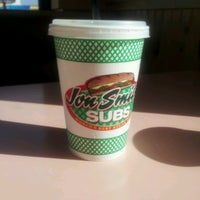 Photo taken at Jon Smith Subs by Andria on 11/14/2012