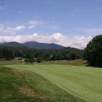 Photo taken at Black Mountain Golf Course by Joshua D. on 8/8/2015