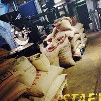 Photo prise au Ozone Coffee Roasters par Johan D. le6/7/2013