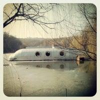 Снимок сделан в Голосеевская площадь пользователем Кристина С. 4/12/2013