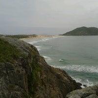 Photo taken at Costão da Praia do Santinho by Andressa N. on 12/12/2012