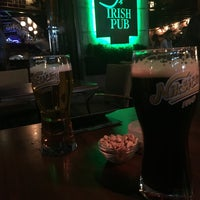 Photo taken at Irish pub by Yigit S. on 3/30/2016