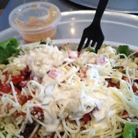 Photo taken at Chipotle Mexican Grill by Jason P. on 7/26/2013