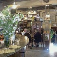 Photo taken at Caffe' Della Posteria by Oscar C. on 3/30/2012