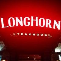 Photo taken at LongHorn Steakhouse by John F. on 10/12/2014