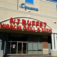 Photo taken at NJ Buffet: Hibachi Grill And Sushi by John F. on 1/8/2015