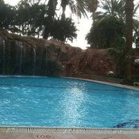 Photo taken at Royal Beach Eilat by Nir O. on 11/12/2012