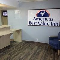 Photo taken at America's Best Value Inn by ABVI S. on 4/4/2017