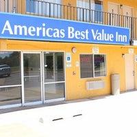 Photo taken at America's Best Value Inn by ABVI S. on 4/25/2017