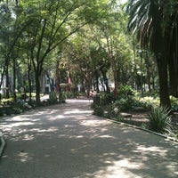 Photo taken at Parque España by Karenseii D. on 8/4/2013