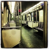 Photo taken at MBTA Davis Square Station by Matthew P. on 4/4/2013
