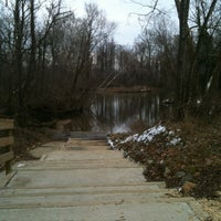 Photo taken at James River - Reedy Creek by Mary D. on 1/27/2013