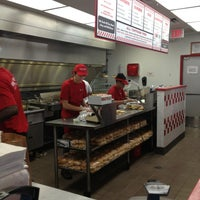 Photo taken at Five Guys by Charlie G. on 1/27/2013