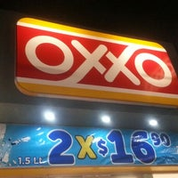 Photo taken at Oxxo by Alex A. on 3/29/2013
