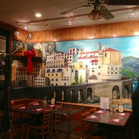 Photo taken at Vic's Ristorante Italiano & Pizzeria by Liliana S. on 2/19/2013