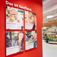 Photo taken at Kaufland by Business o. on 6/6/2017