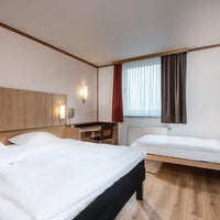 Photo taken at Ibis Hotel Erfurt Ost by Business o. on 10/17/2018