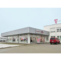 Photo taken at Telekom Shop Hallstadt by Business o. on 4/11/2017