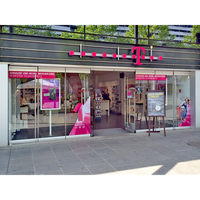 Photo taken at Telekom Shop by Business o. on 4/11/2017