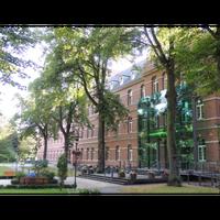 Das Foto wurde bei Alexianer St. Joseph-Krankenhaus Berlin-Weißensee von Business o. am 7/21/2017 aufgenommen