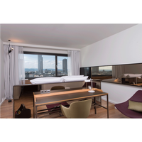 Photo taken at Wyndham Grand Frankfurt by Business o. on 6/25/2017