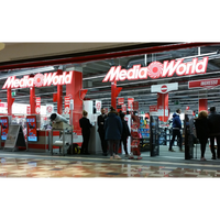 Photo taken at MediaWorld by Business o. on 8/21/2017