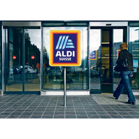 Photo taken at ALDI Suisse by Business o. on 12/4/2017