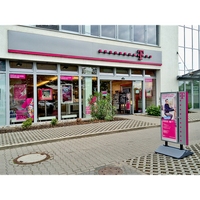Photo taken at Telekom Shop Darmstadt by Business o. on 4/11/2017