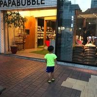 Снимок сделан в Papabubble пользователем M.T.Y 8/27/2017