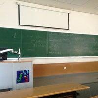 Photo taken at Escola Superior de Tecnologia i Ciències Experimentals (ESTCE) by Christian B. on 1/23/2013