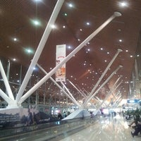 Photo taken at Kuala Lumpur International Airport (KUL) by Pirmin S. on 11/4/2013