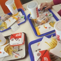Photo taken at Burger King by Elif E. on 8/25/2018