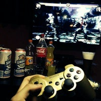 Photo taken at Playstation Club by Farid H. on 7/12/2014