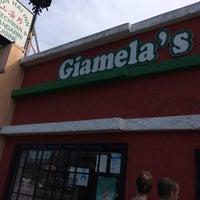 Photo taken at Giamela's by Raul G. on 1/25/2015