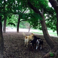 Photo taken at Columbia Dog Park by Aaron S. on 5/31/2014