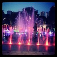 6/19/2013 tarihinde Funda K.ziyaretçi tarafından Göztepe 60. Yıl Parkı'de çekilen fotoğraf