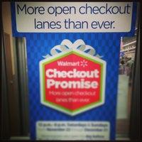 Photo taken at Walmart Supercenter by Nicolas A. on 12/23/2014