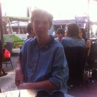 Photo taken at Les Celestins by Pauline d. on 10/23/2012