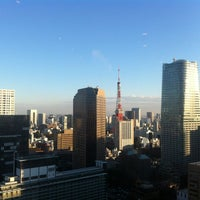 Photo prise au ANA InterContinental Tokyo par Ishikawa M. le2/16/2013