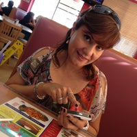 Photo taken at Caribe Cafe Restaurant by Luigi Armenta M. on 4/12/2013