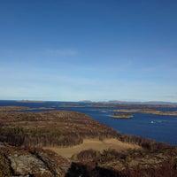 Photo taken at Engelen, Vallersund by Rolf Dyrnes S. on 2/22/2014