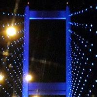 Photo taken at Bosphorus Bridge by Özel A. on 7/24/2013