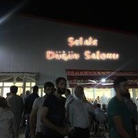 Photo taken at Şelale Düğün Salonu by Emre I. on 7/28/2017