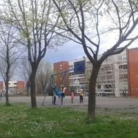 Photo taken at Igralište za decu by Dragan N. on 4/12/2013