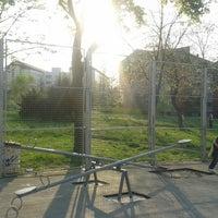Photo taken at Igralište za decu by Dragan N. on 4/21/2013