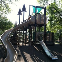 Photo taken at Wenzler Park by Dara S. on 8/19/2013