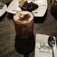 Photo taken at Joffrey's Coffee & Tea Company by Kholoud A. on 2/1/2013