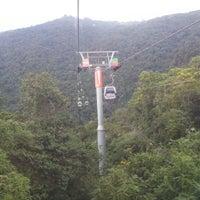 Photo taken at Teleférico Warairarepano by Eloy E. on 10/27/2012