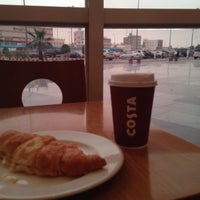 Photo taken at Costa Coffee by Deemah A. on 3/26/2015
